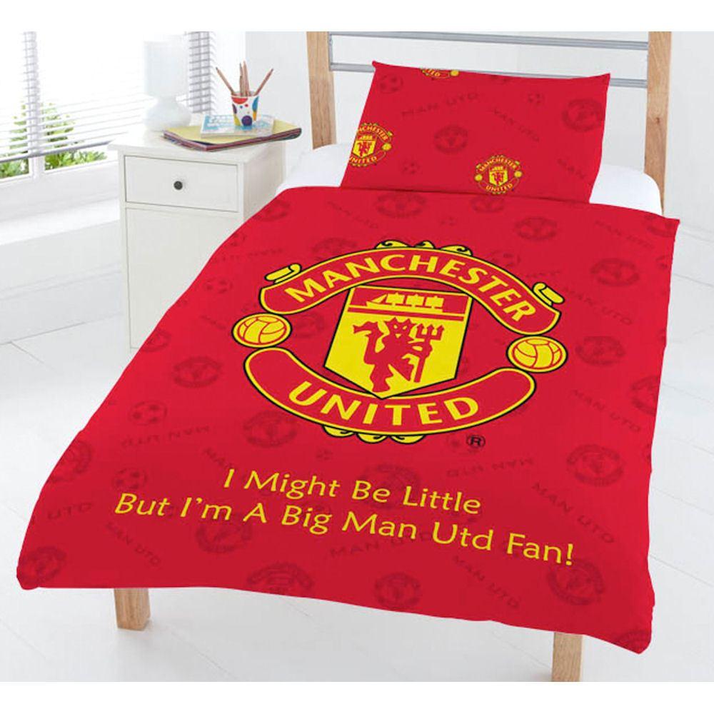 Red Toddler Bed Duvet Cover