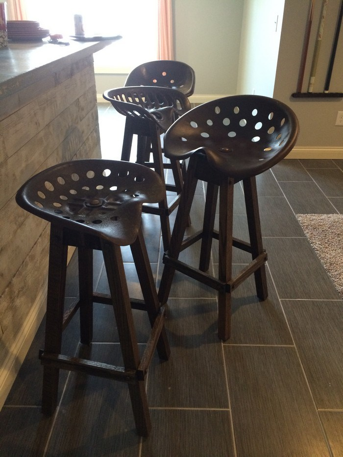 Replacement Bar Stool Tops Uk