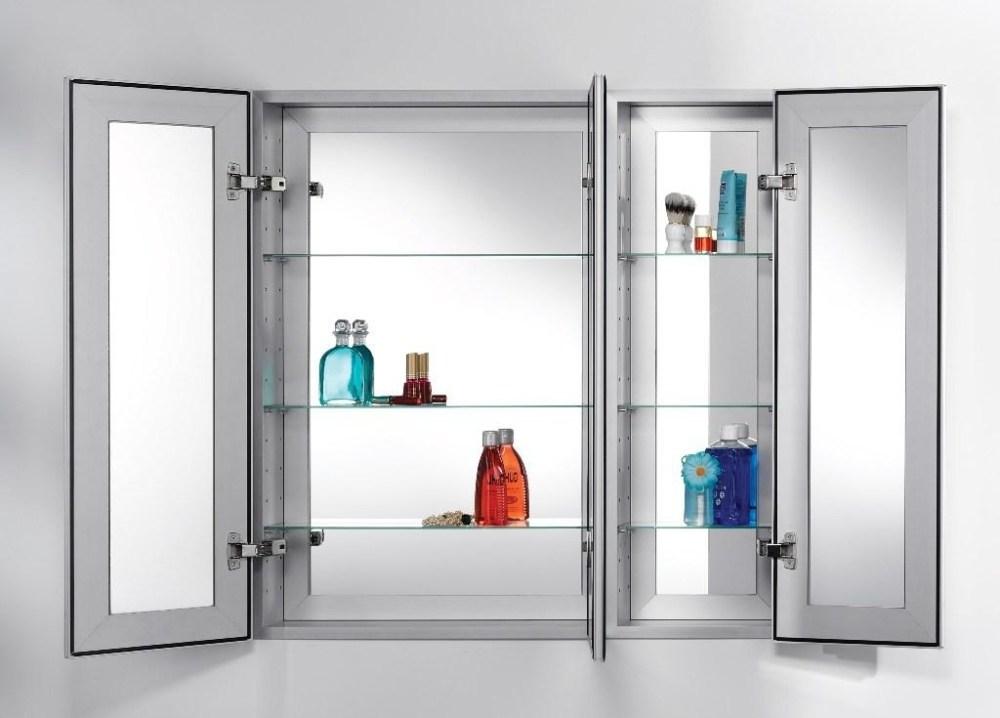Replacing Medicine Cabinet Recessed