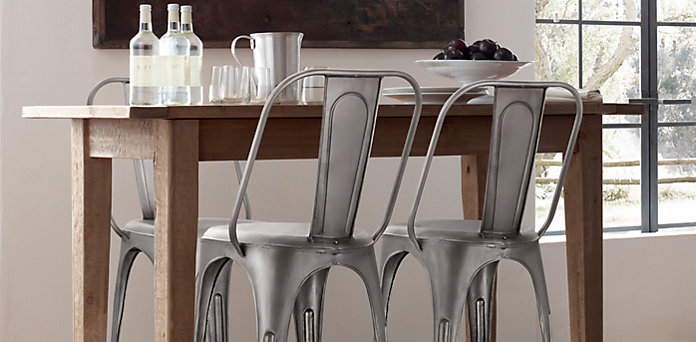 Restoration Hardware Bar Stool Covers