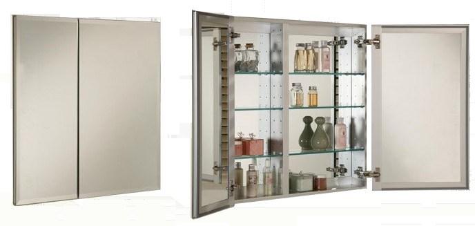 Retro Medicine Cabinet Recessed