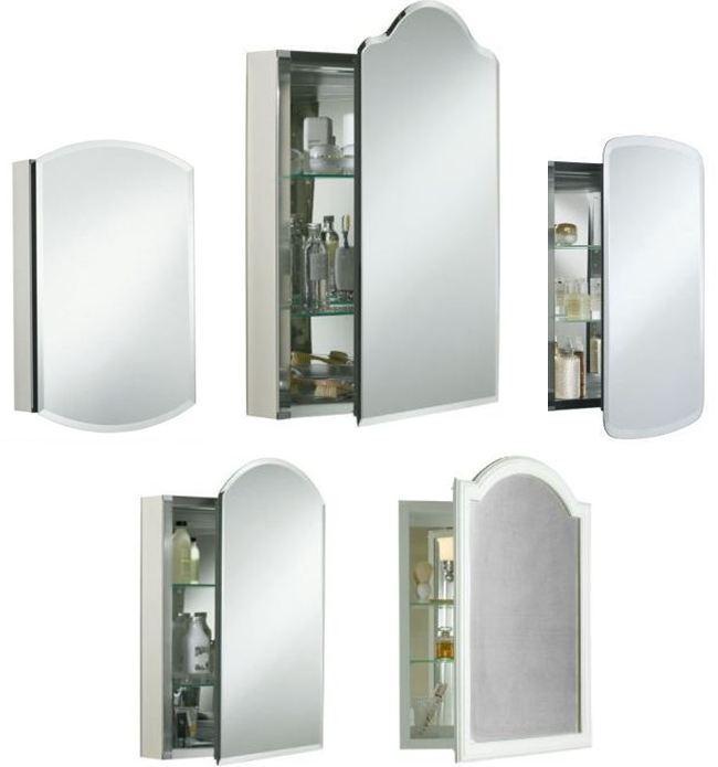 Retro Style Medicine Cabinets