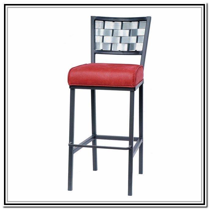 Rod Iron Bar Stools Outdoor