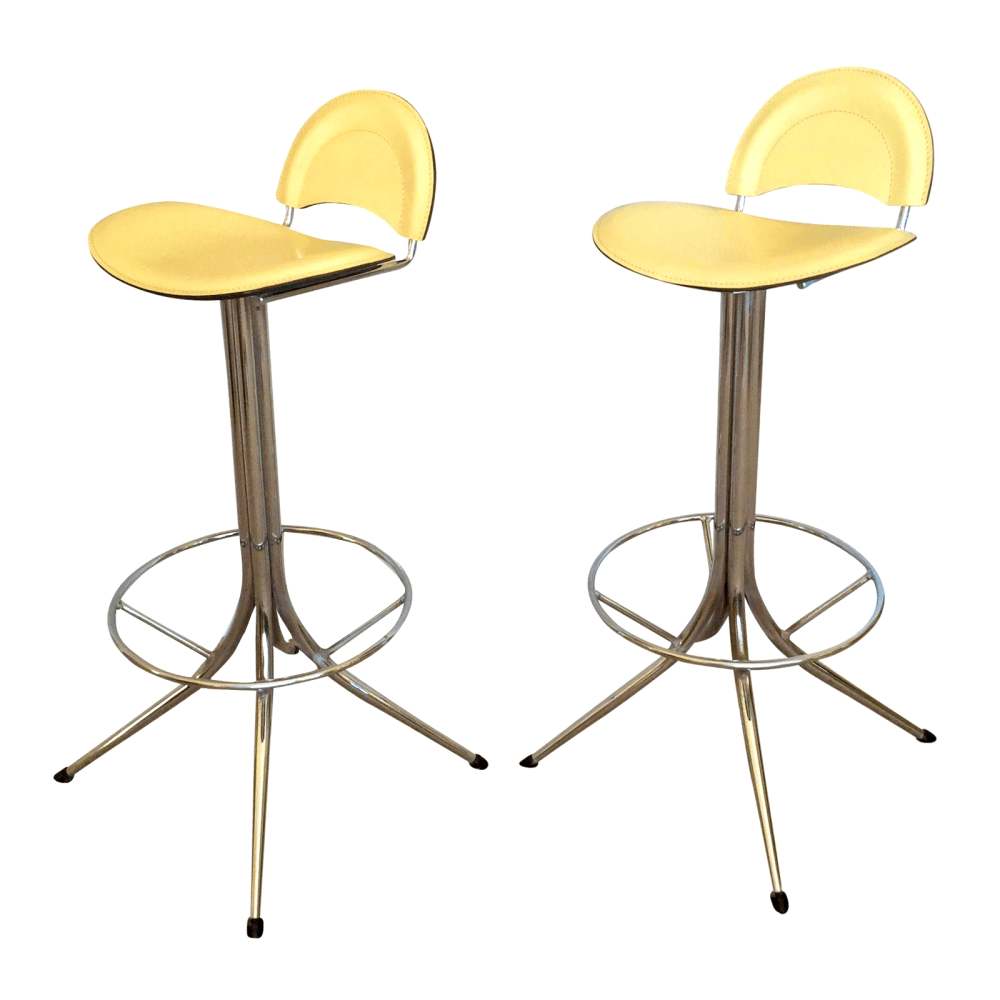 Room And Board Radius Bar Stools