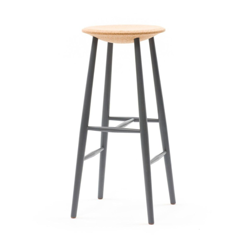 Rustic Wood Bar Stools With Backs