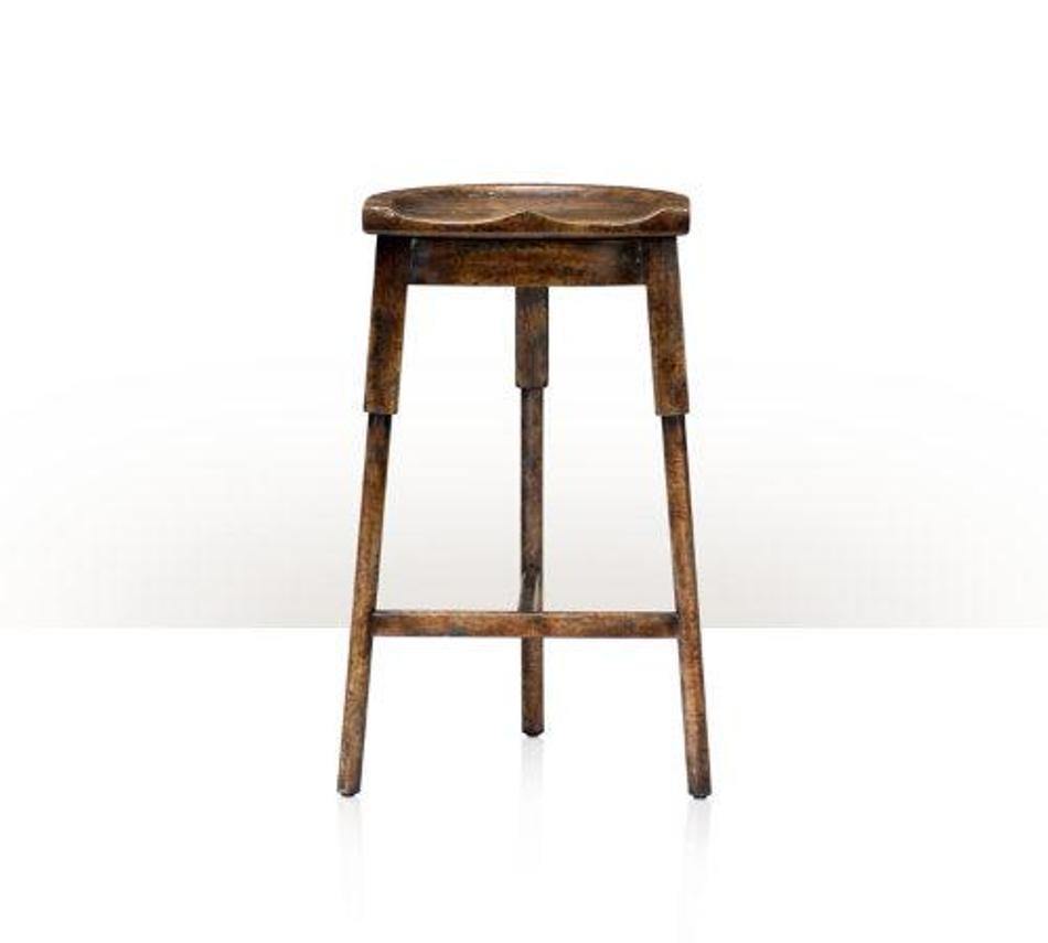 Saddle Bar Stools 24