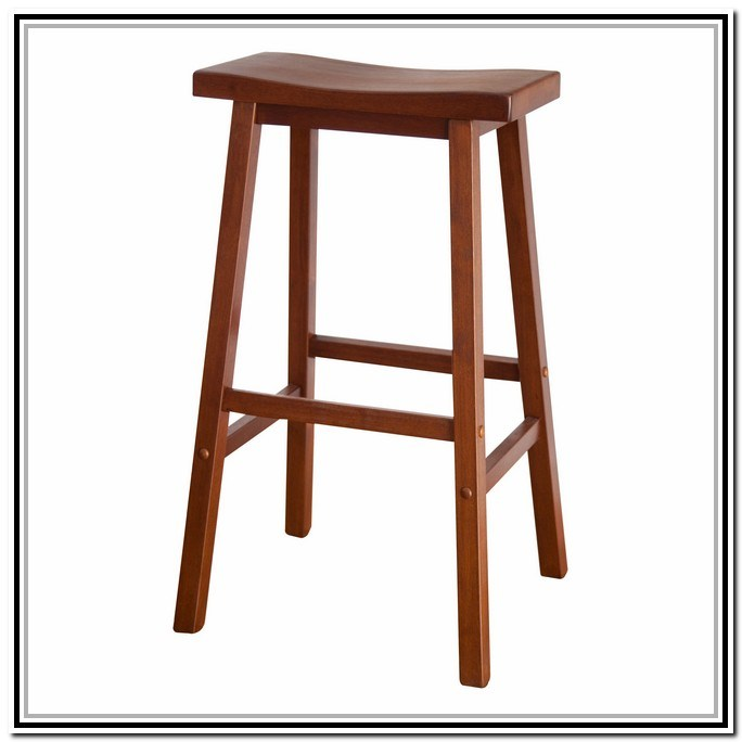 Saddle Seat Bar Stools 29 Inch