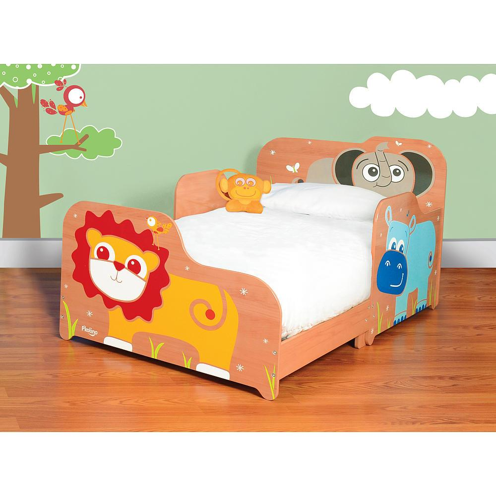 Safari Toddler Bed P'kolino