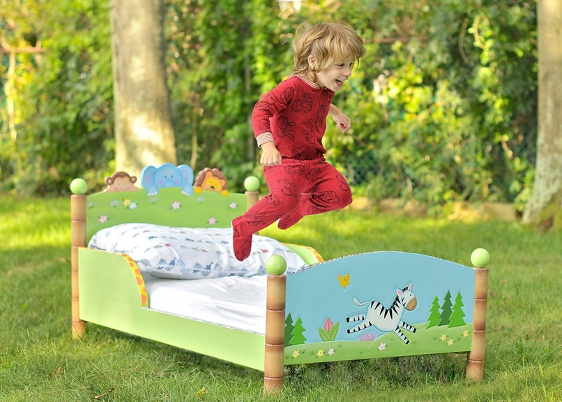 Safari Toddler Bed Sale