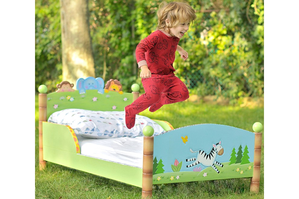 Safari Toddler Bed Uk