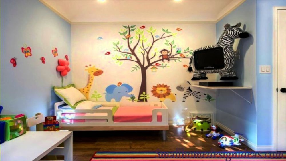 Safe Toddler Bedroom