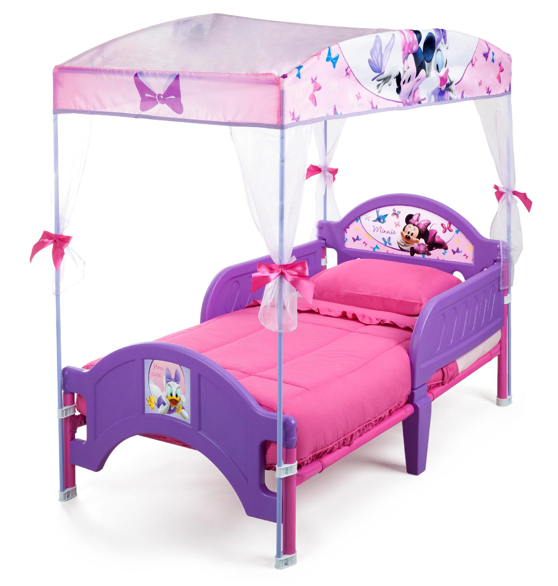 Sears Toddler Bed Canopy