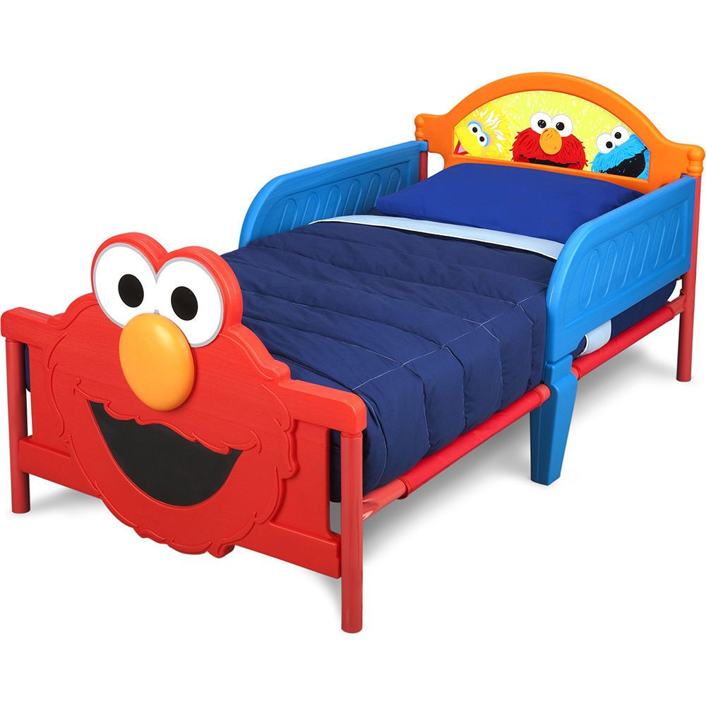 Sesame Street Toddler Bedroom Furniture