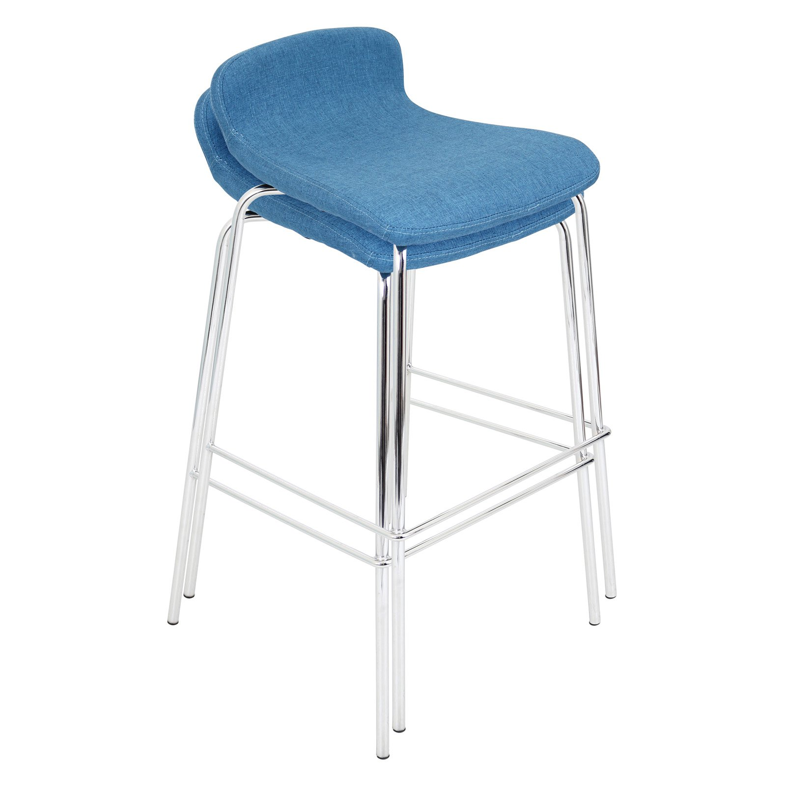Set Of 3 Bar Stools Ebay
