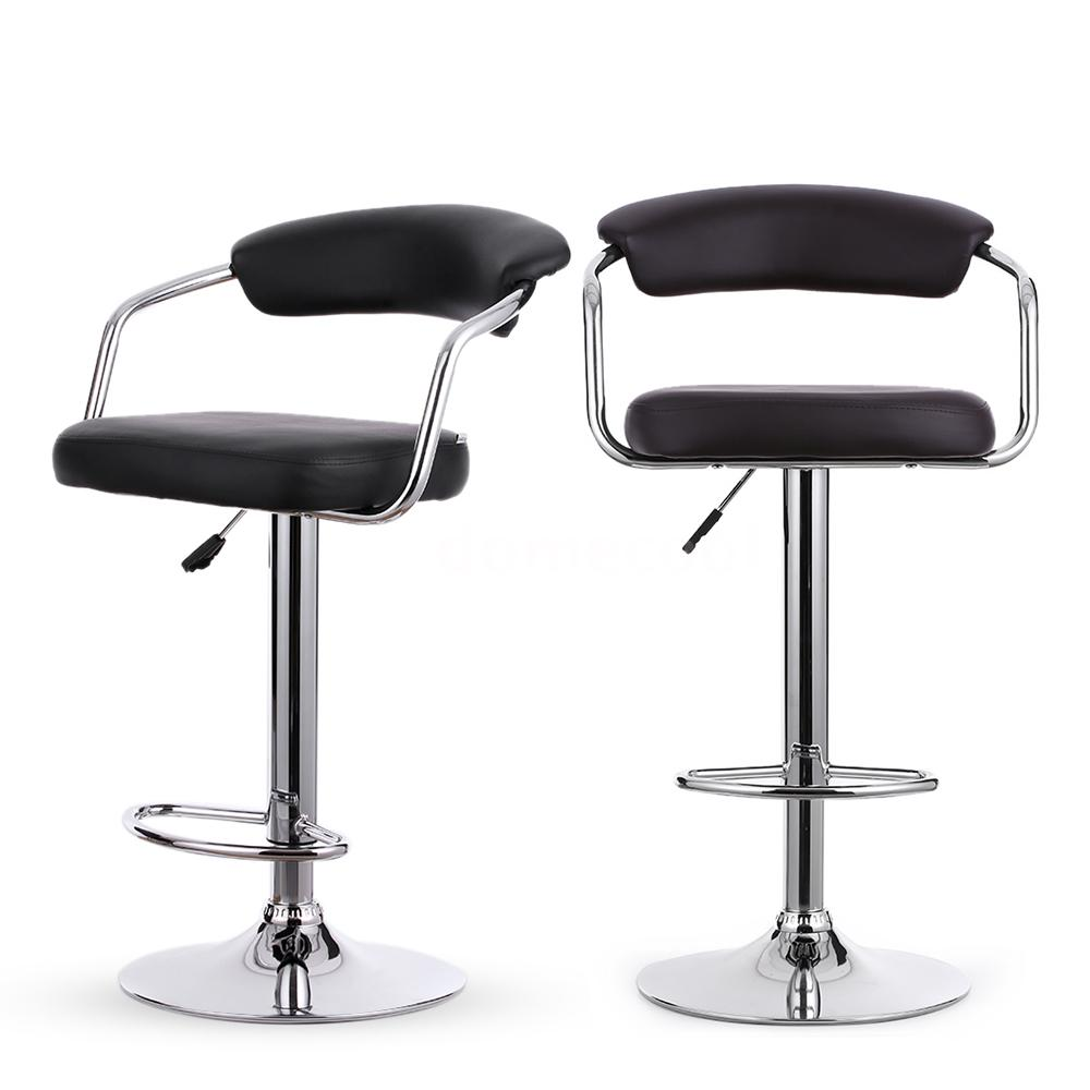 Set Of 4 Modern Bar Stools