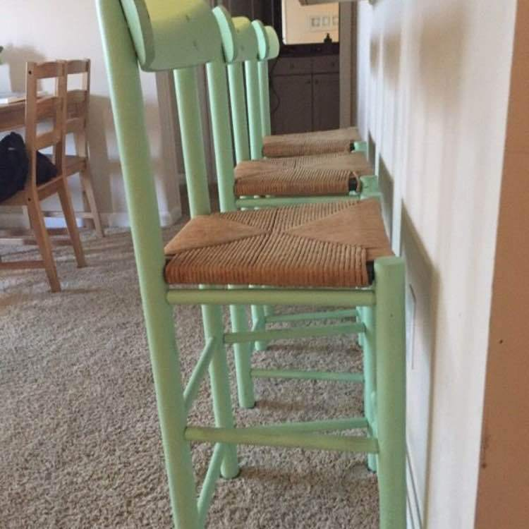 Shabby Chic Bar Stools For Sale