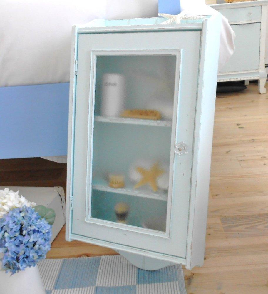 Shabby Chic Medicine Cabinet