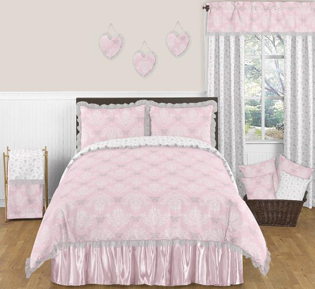 Shabby Chic Toddler Bedding Set