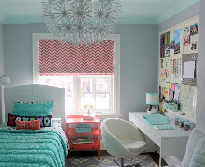 Shabby Chic Toddler Bedroom