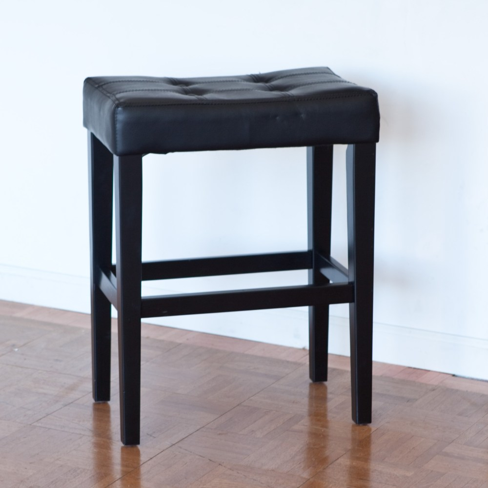 Silver Bar Stools With Back