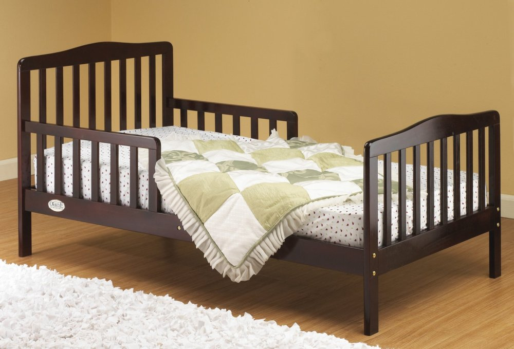 Simple Toddler Bed
