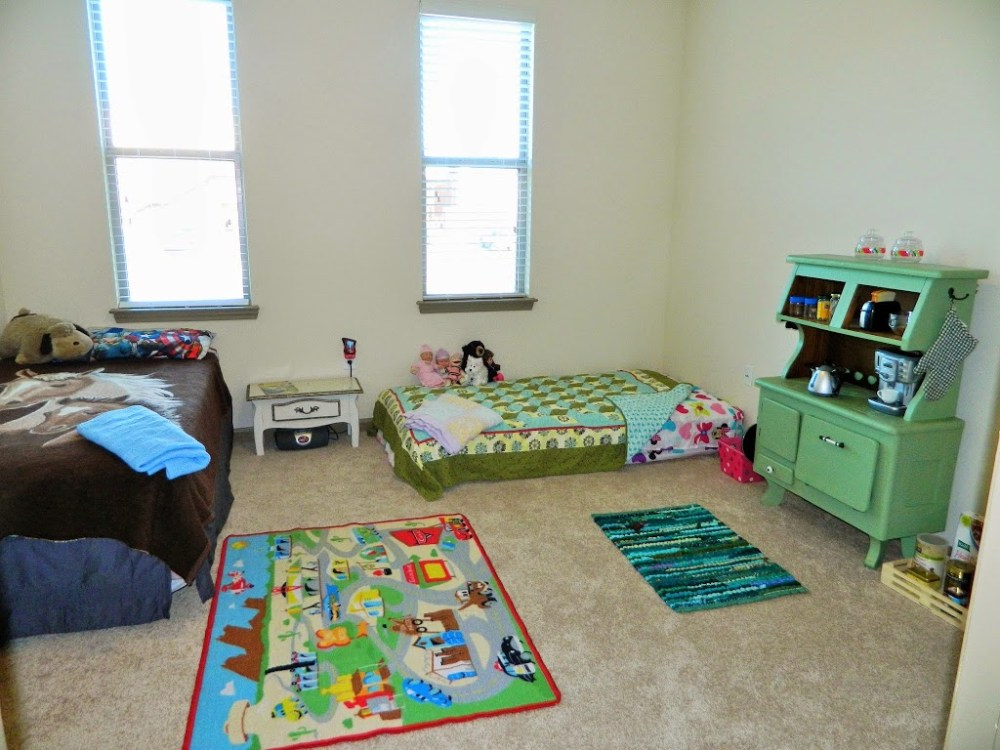 Simple Toddler Bedroom Ideas
