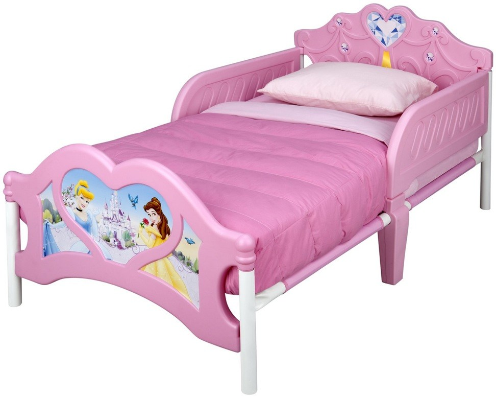 Size Of Princess Toddler Bed