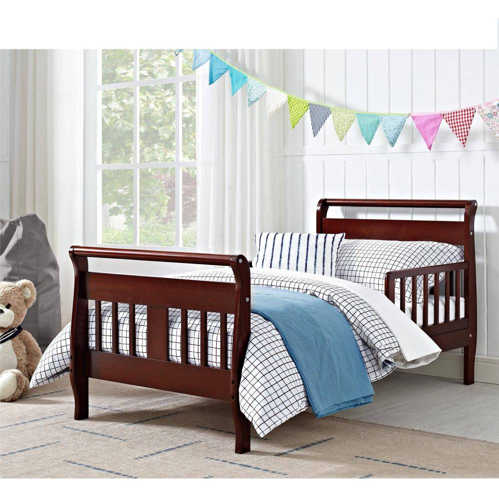 Sleigh Toddler Bed Walmart
