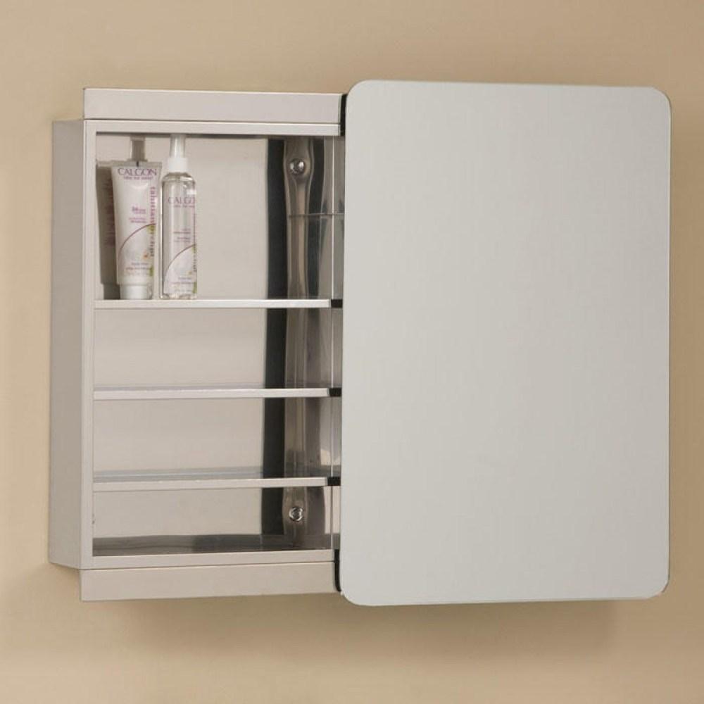 Sliding Door Medicine Cabinet