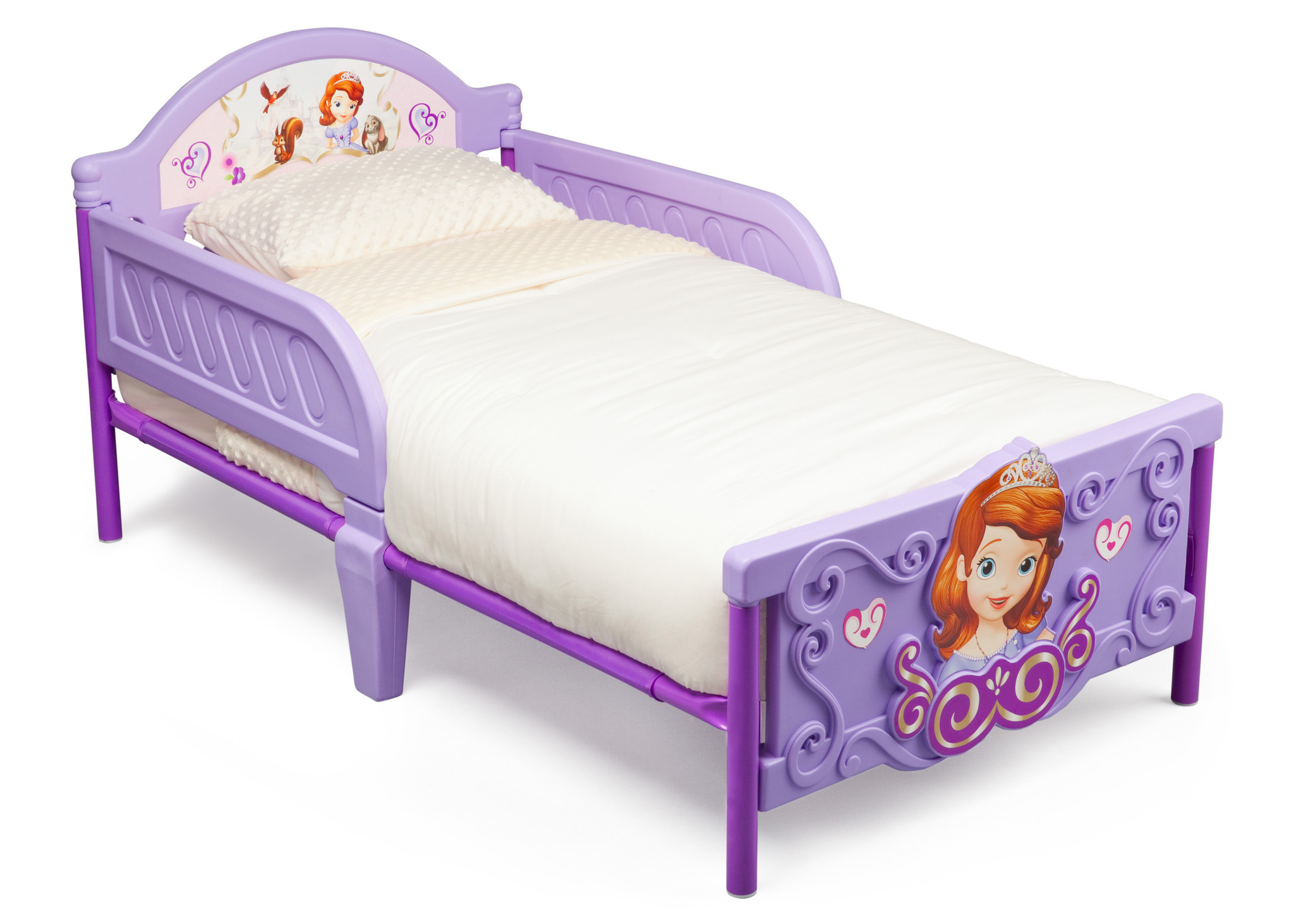 Sofia The First Toddler Bed