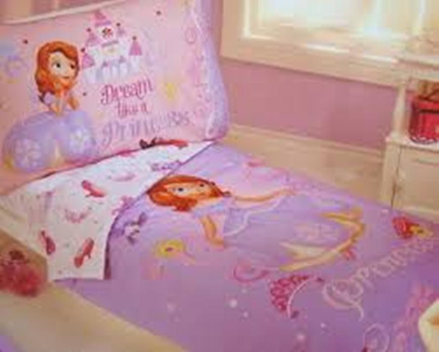 Sofia The First Toddler Bedding