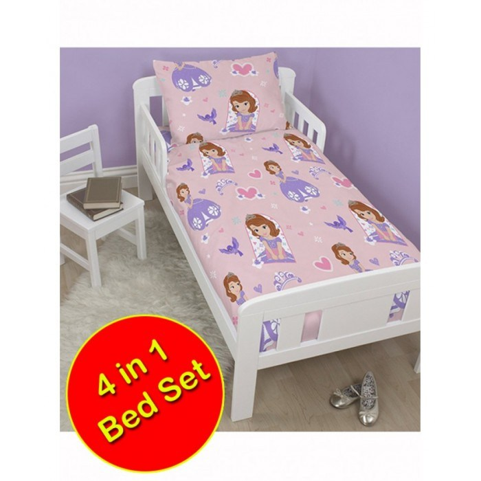 Sofia The First Toddler Duvet Set