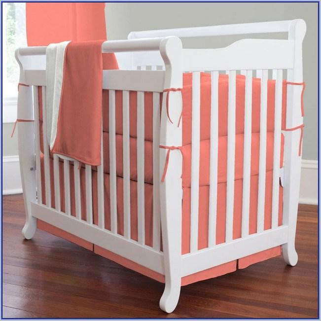 Solid Color Toddler Bedding