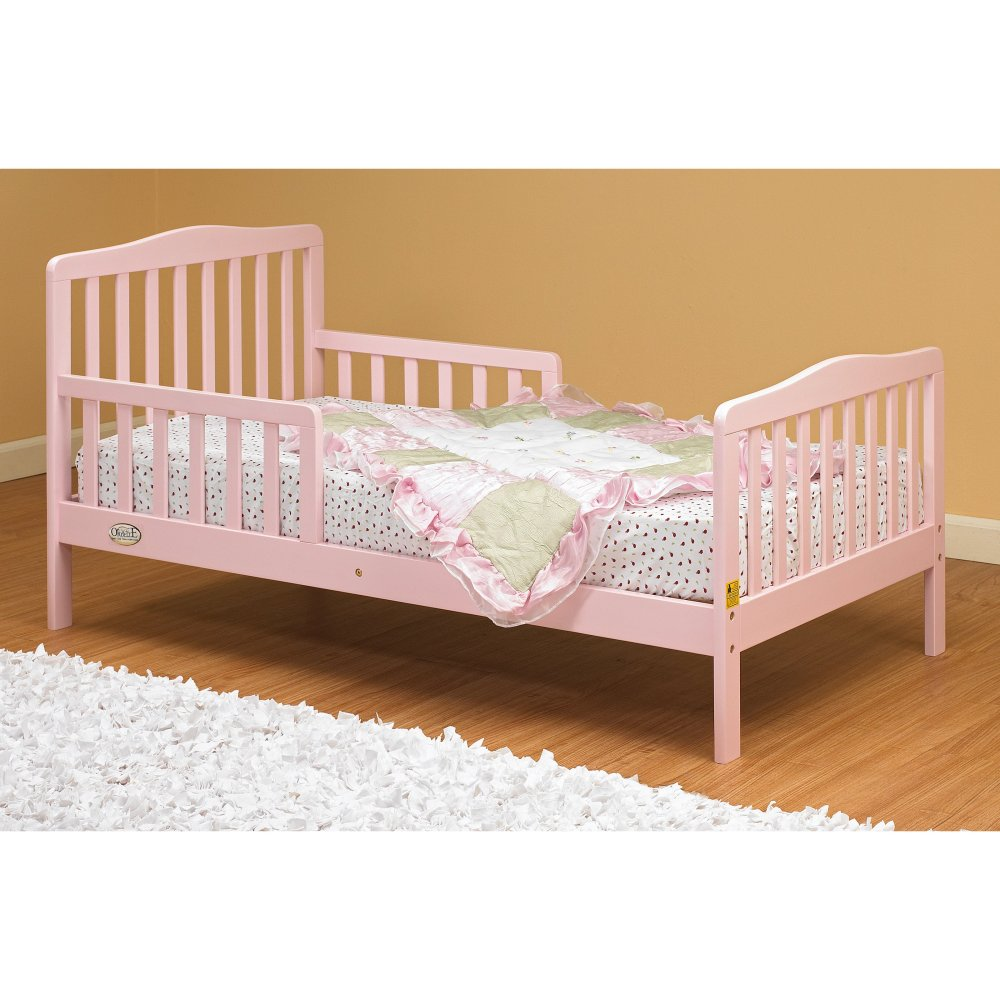 Solid Wood Toddler Bed