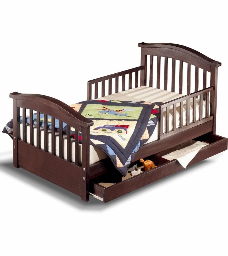 Sorelle Toddler Bed Espresso