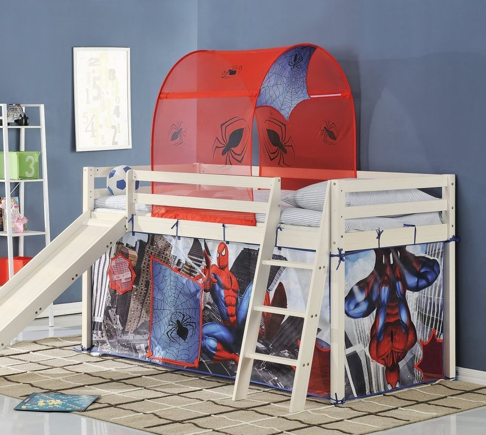 Spiderman Tent For Toddler Bed