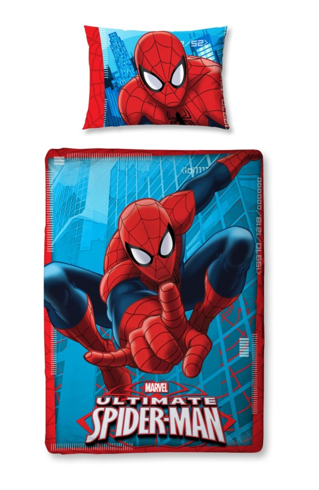 Spiderman Toddler Bed Duvet Set
