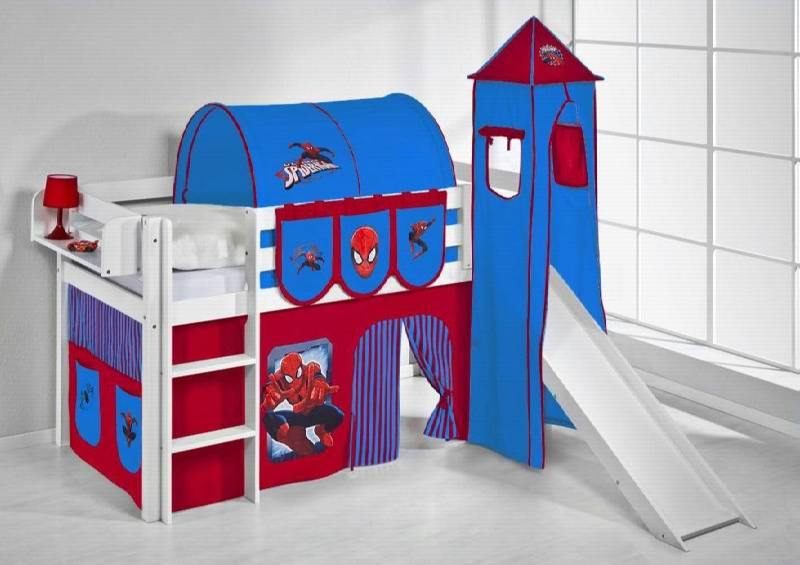 Spiderman Toddler Bedroom Set