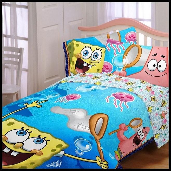 Spongebob Toddler Bed Uk