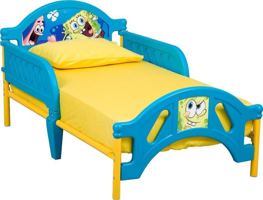 Spongebob Toddler Bed