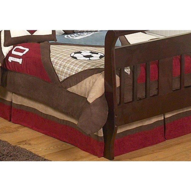 Sports Toddler Bed