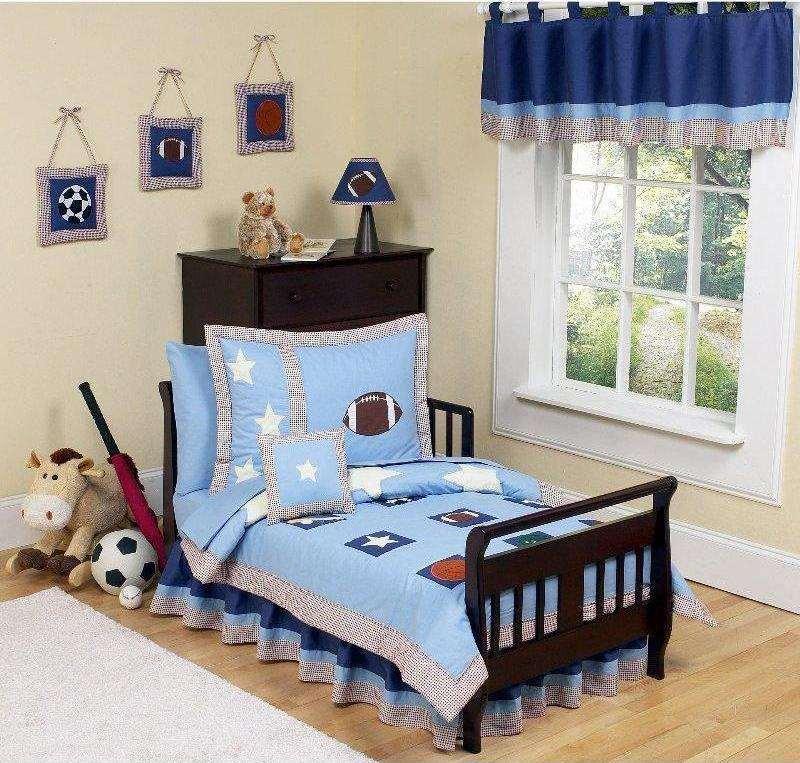 Sports Toddler Bedding Sets