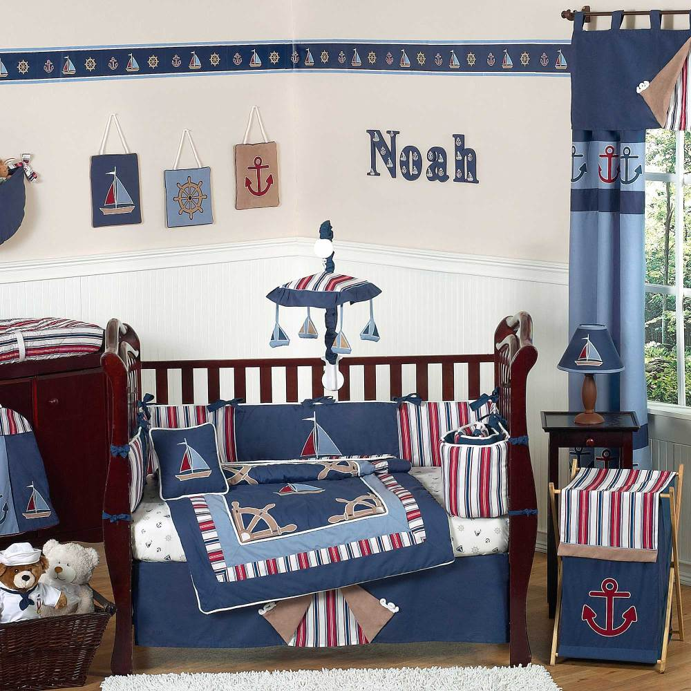 Sports Toddler Bedroom Ideas