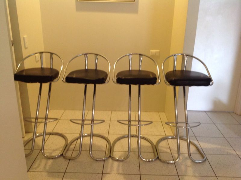 Stainless Steel Bar Stools Australia