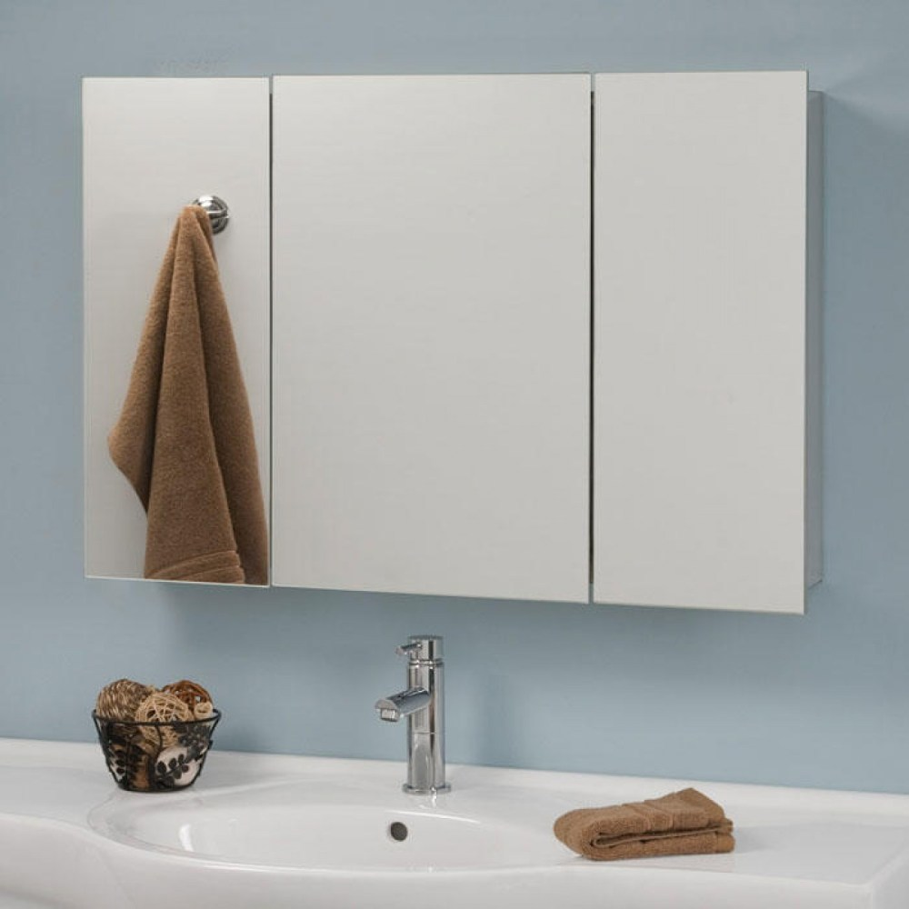 Stainless Steel Bathroom Medicine Cabinet