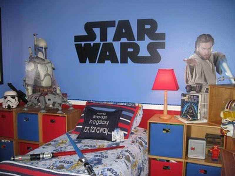 Star Wars Boy Bedroom
