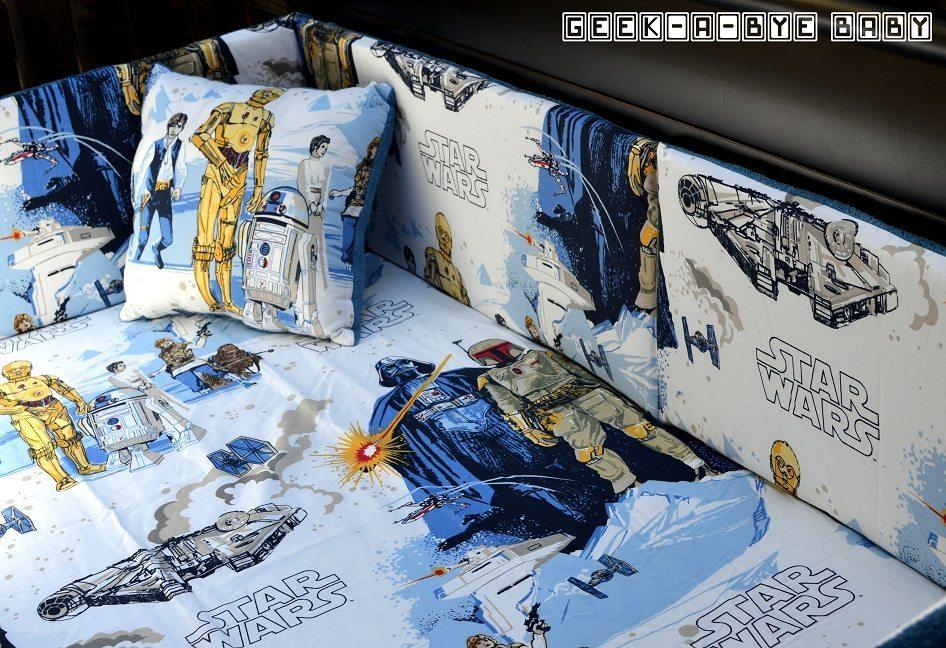 Star Wars Toddler Bedding Set