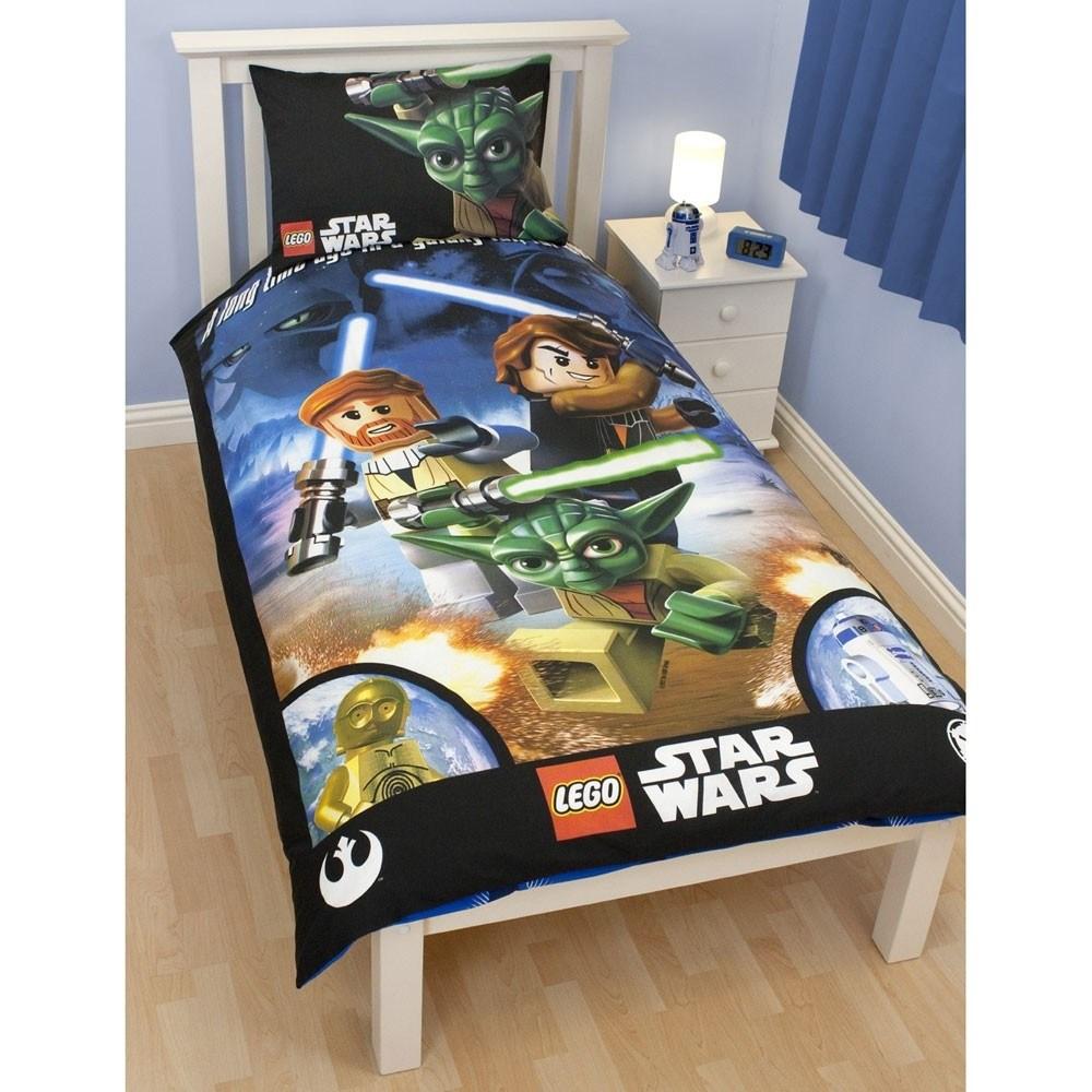 Star Wars Toddler Bedroom