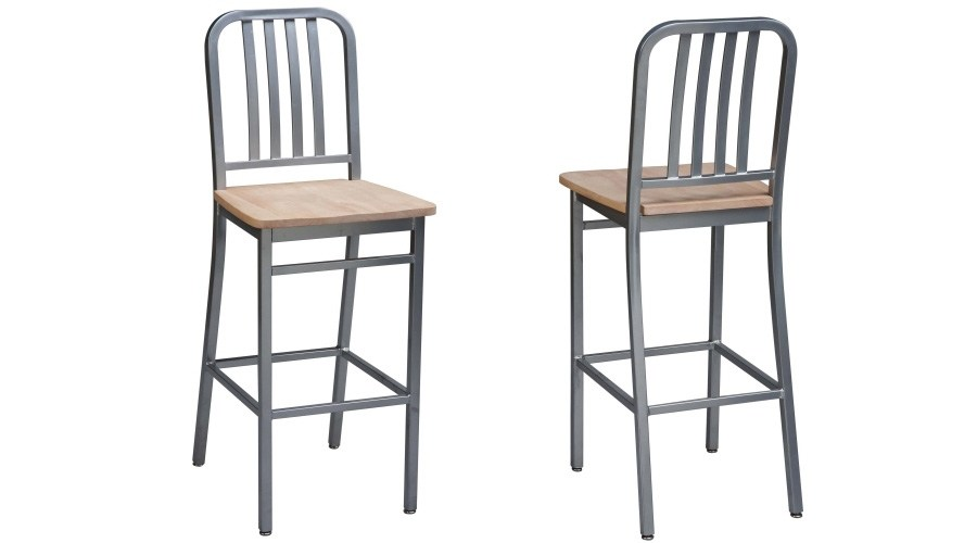 Steel Bar Stool