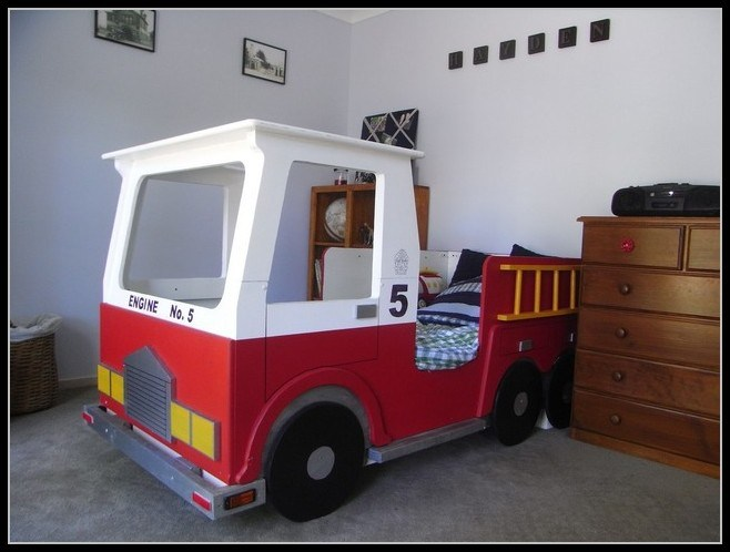 Step 2 Firetruck Toddler Bed Instructions